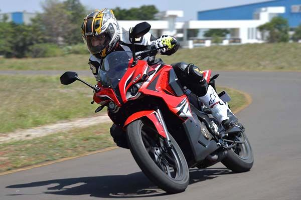Here's our first take on the Pulsar RS 200, after riding the bike on home turf at Bajaj's Chakan test track.