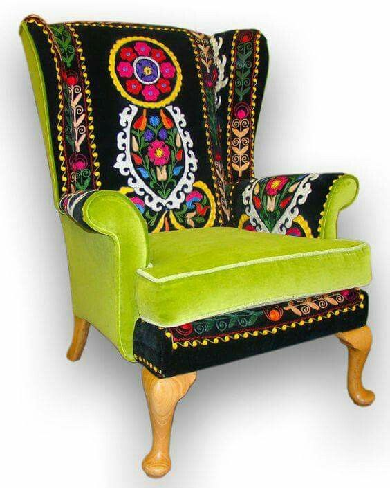 Funky Dining Room Chairs: Pin On Exotic Boho