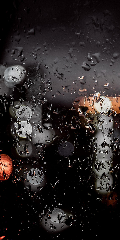 Rain Lights | Live wallpaper iphone, Rain wallpapers, Backgrounds phone wallpapers