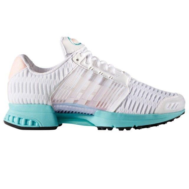 804ddd60fc4b93 adidas Originals Climacool 1 Shoes - Women s (Footwear White Easy Mint)