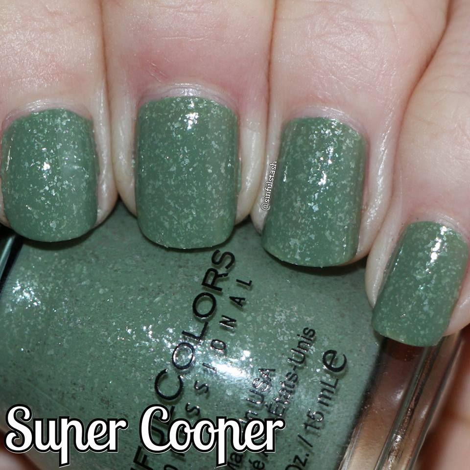 Sinful Colors Super Cooper