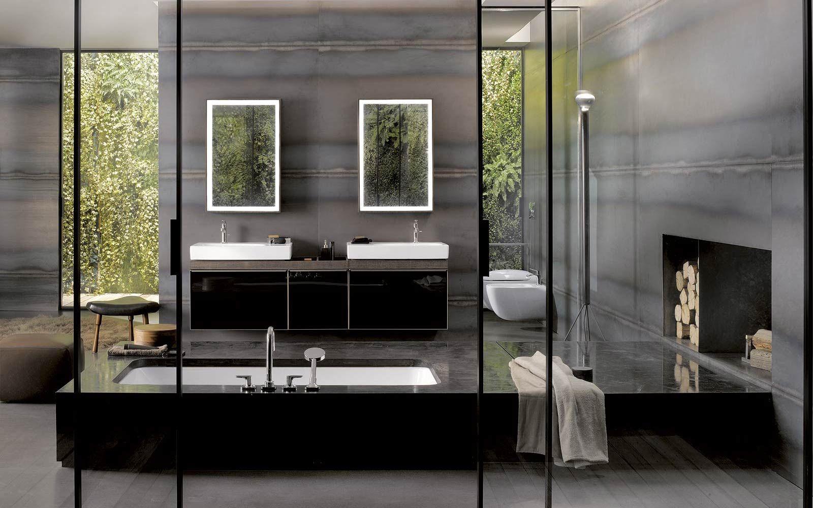 Collections   Salle de bains de luxe moderne, Luxe moderne et ...