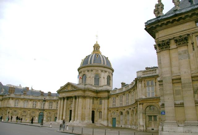 College des Quatre Nations by Louis Le Vau
