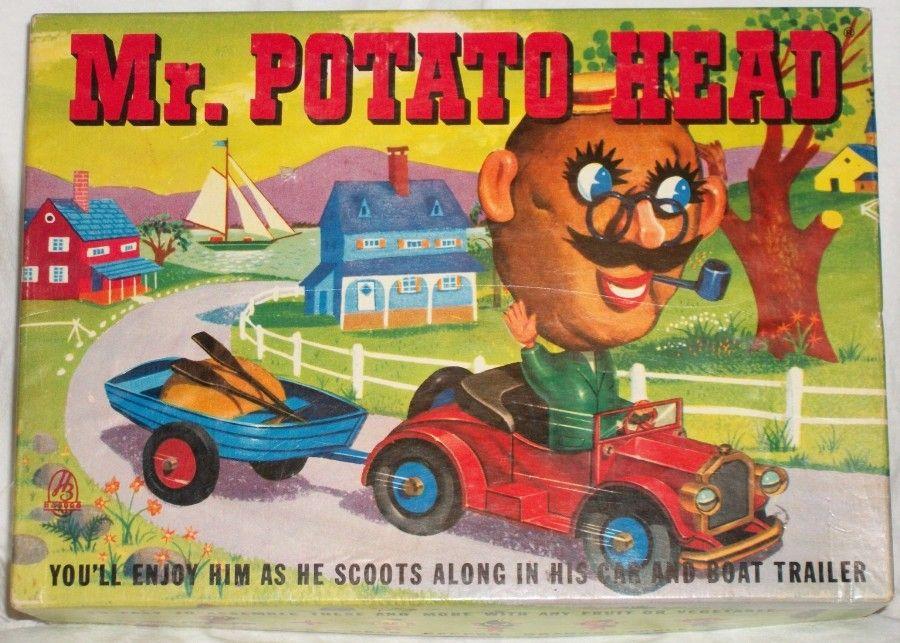 National Mr  Potato Head Day | Holiday | Checkiday com