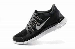 détaillant en ligne 0028d 36763 Ysxjgv Nike Free 2014 Femme Noir/Grise/Blanche Chaussures ...