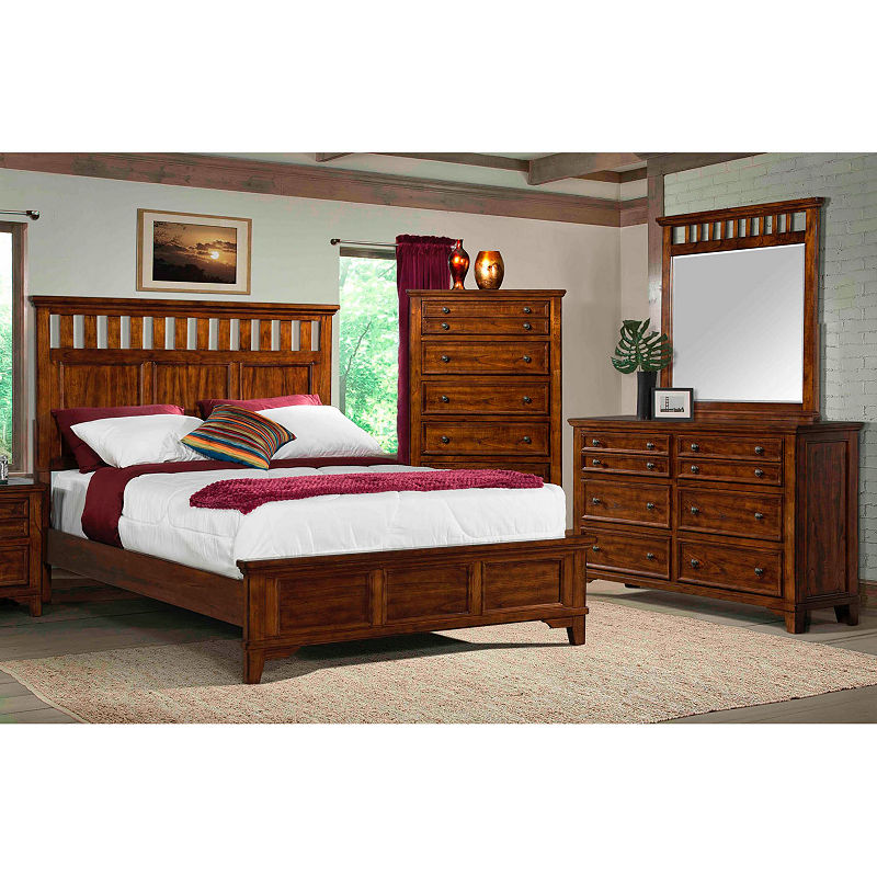 Houston 5-Piece Bedroom Set Free shipping and Products