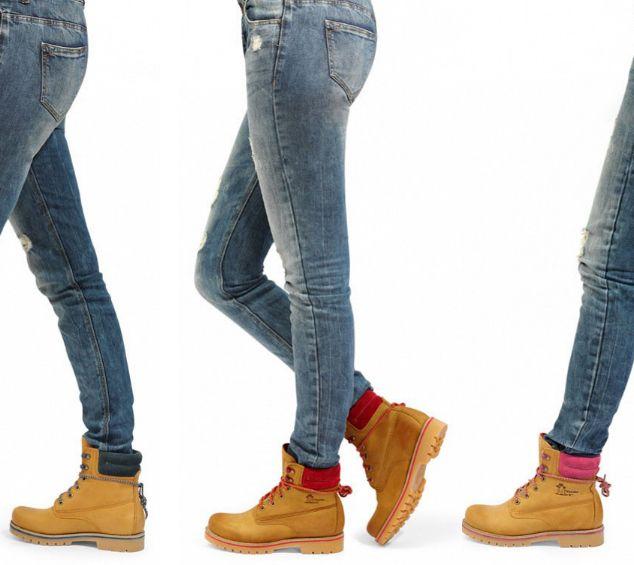 15 días para la #NavidadFMA: botas Panama Jack con un toque de color
