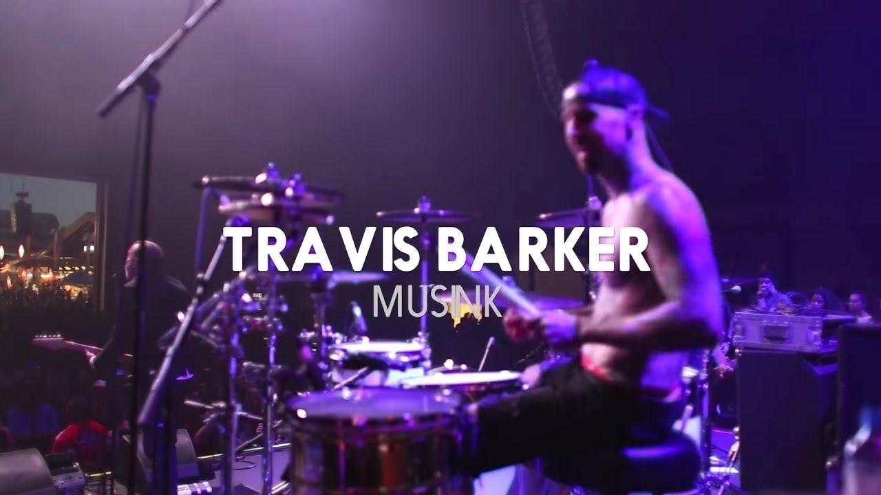 Remo Travis Barker Goldfinger 99 Red Balloons