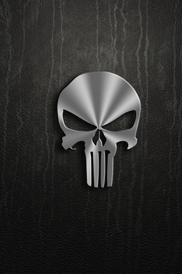 Download this Wallpaper Comics/Punisher (640x960) for all