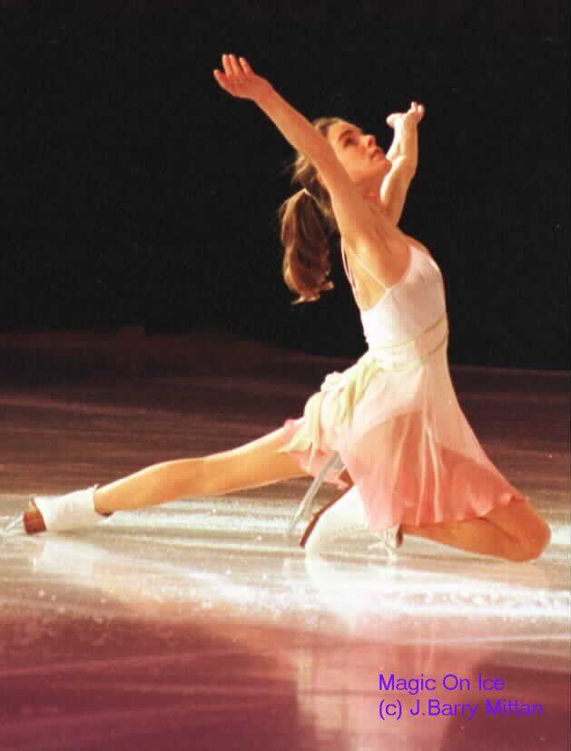 "Morning, 1996-1997, Katia Gordeeva, Choreography: Michael Seibert Music: Edvard Grieg ""Peer Gynt"" Suite - ""Morning"""