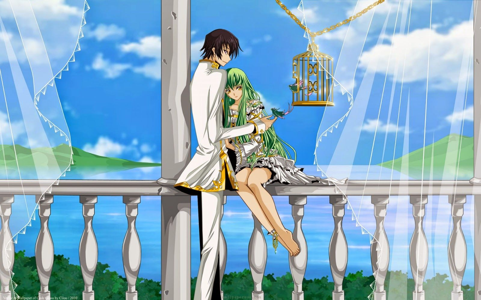 Anime Chibi Desktop WallpapersRomantic CouplesCute