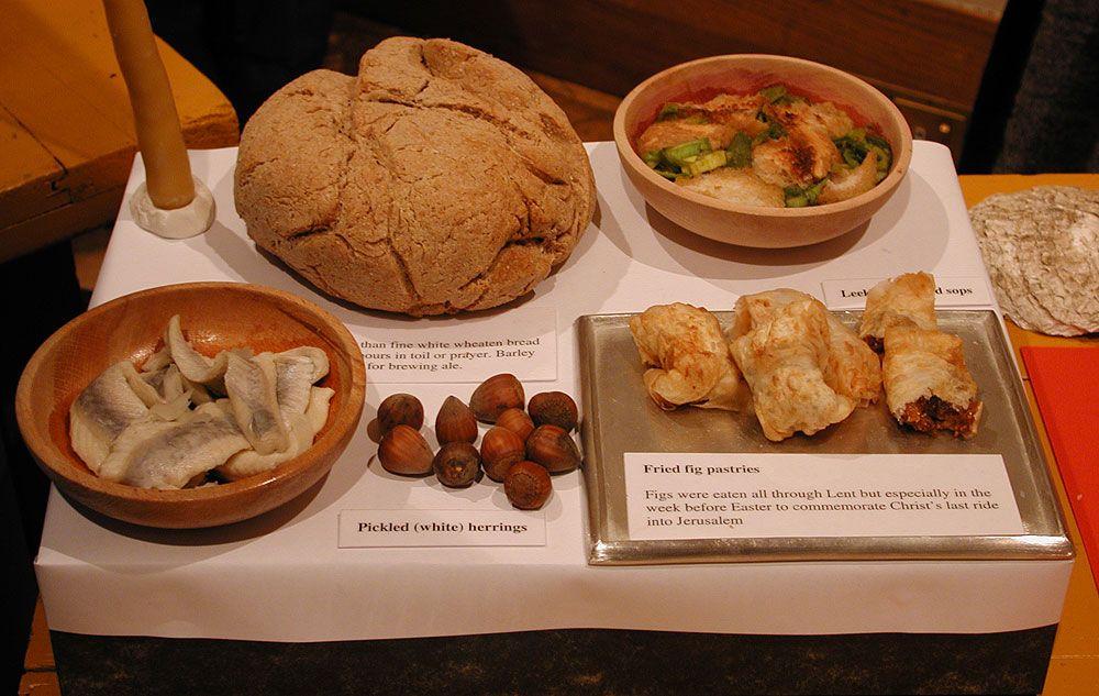 Medieval Food | Medieval Foods | Food History/Recipes ...