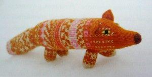 Kiri Kari - Estonian knitted toys.