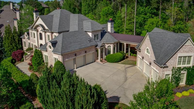 homes for sale in paulding county ga with a pond