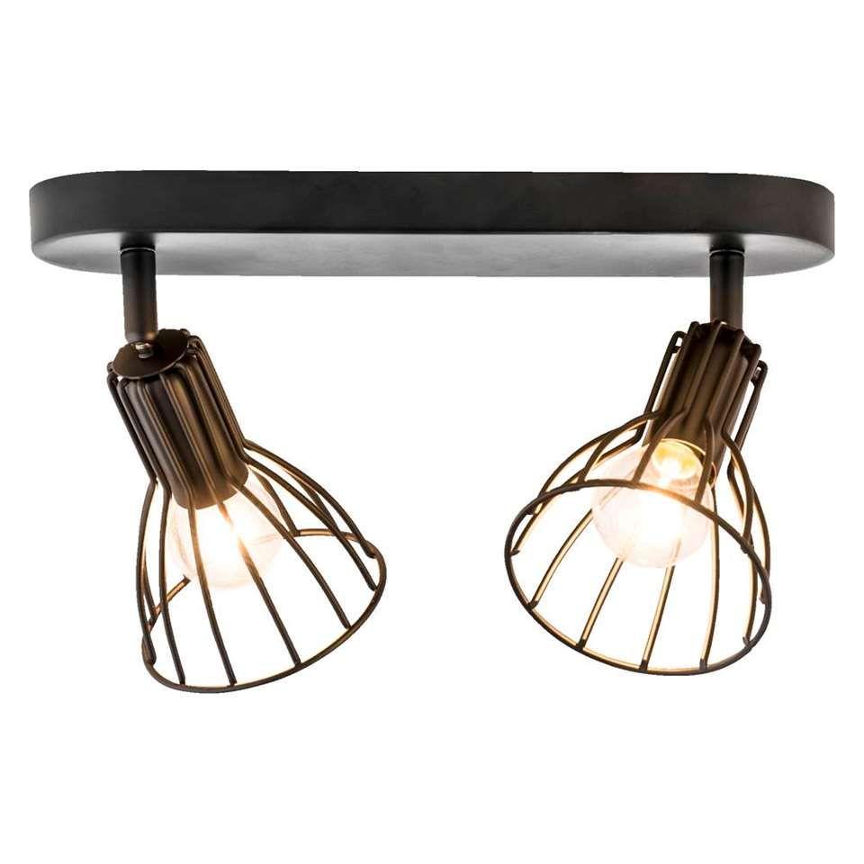 2 Spot Kevin Zwart In 2020 Verlichting Lampen Toilet Plafondlamp