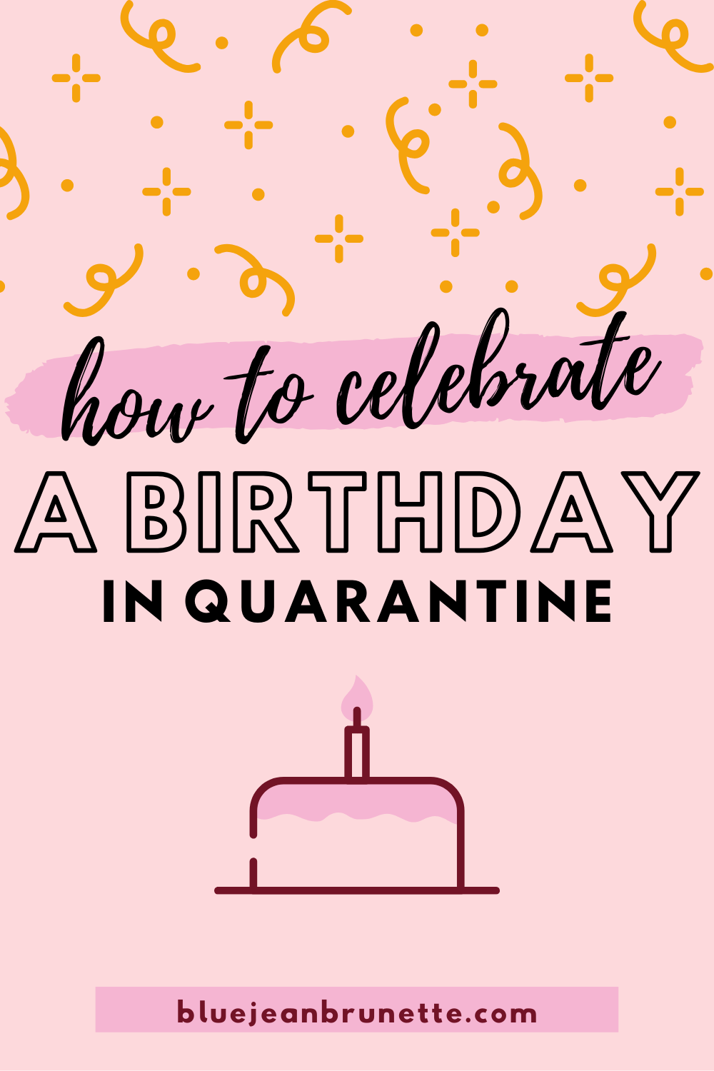 Looking for ideas to celebrate your (or a loved one's
