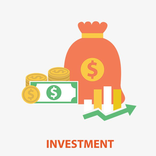 Vector Investment Money Illustration in 2019 | Investing ...