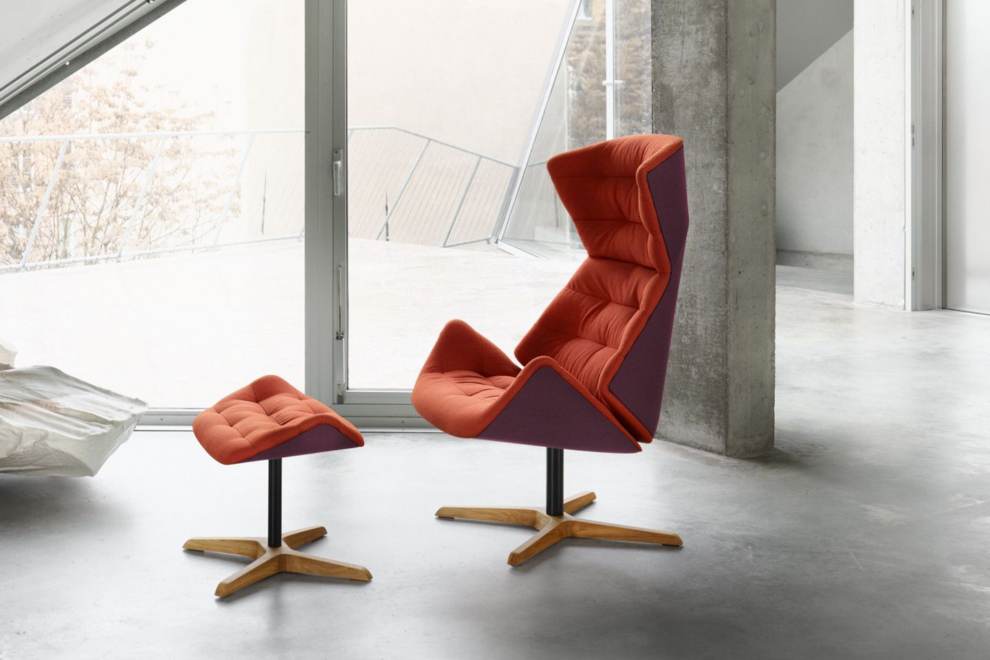 Lounge-sessel 808 Thonet Lounge Sessel 808 Tropic Design Formstelle Lounge Sessel