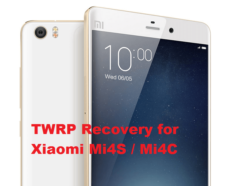 Download TWRP v3 0 2 Recovery for Mi4S and Mi4C | Android