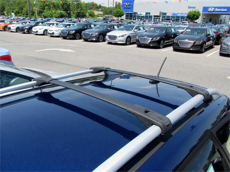 Hyundai Elantra Touring Roof Rack Bars The Genuine Oem