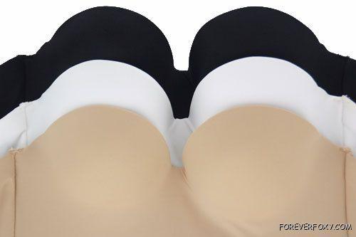 ecf6de3e28c8 Bridal bustier corset push up seamless low back longline bra wedding ...