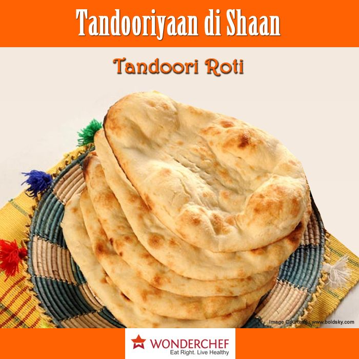 Find The Recipe For Tandoori Roti Chef Sanjeev Kapoor Style Enjoy It With Mouth Watering Chicken Dishes By Chef Sanjeev Kapoor