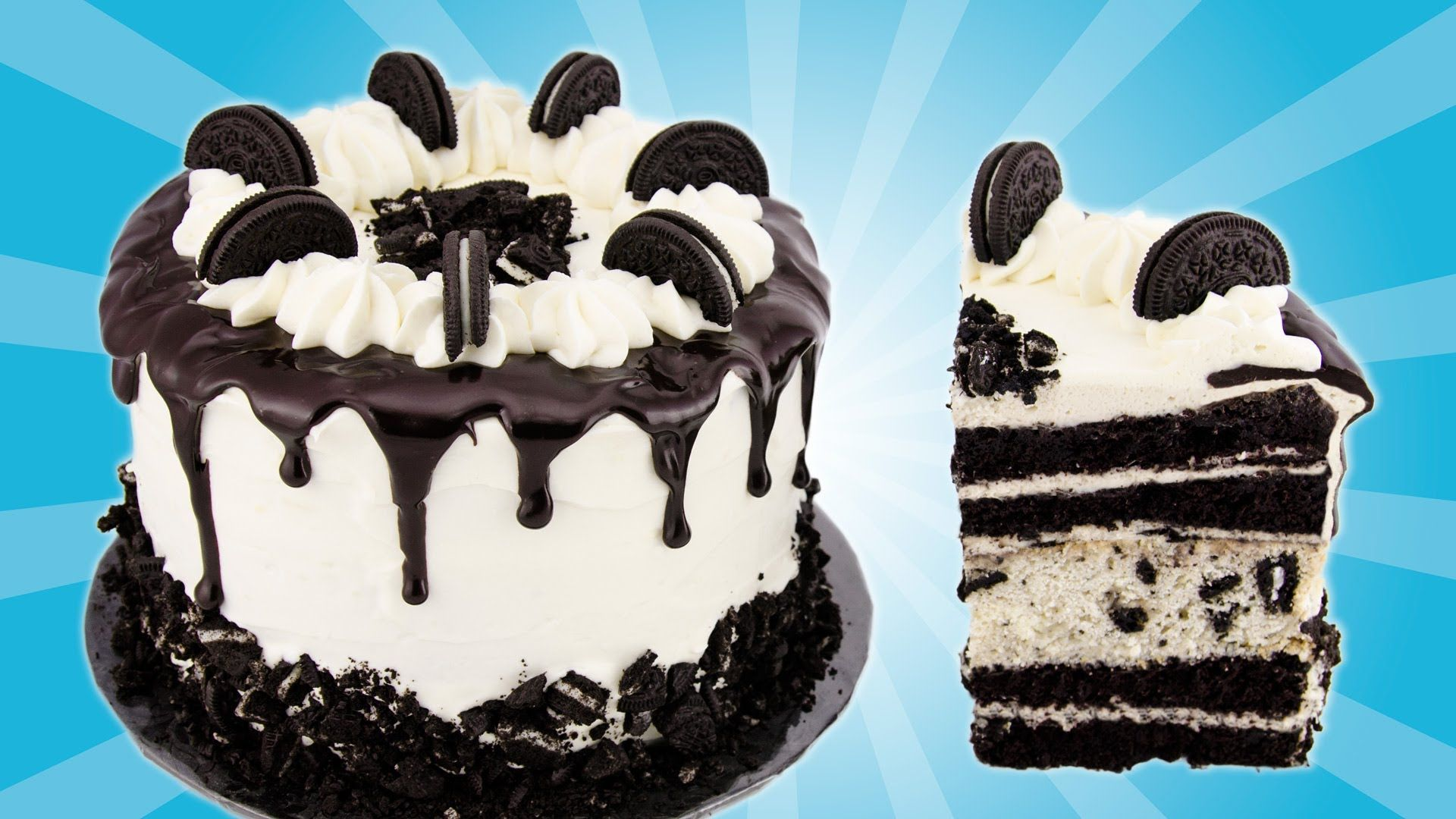 Pin By Danielle L Green On Nom Noms Oreo Cake Recipes Oreo Cake Cookies Cupcakes And Cardio