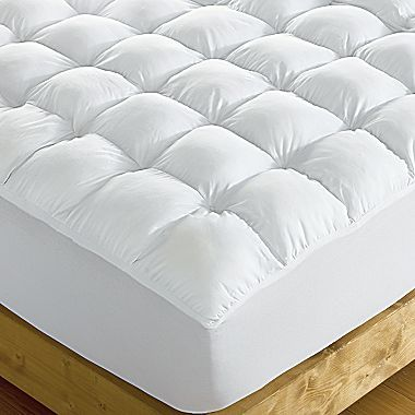 Ultimate Loft Mattress Pad Had One Of These For My Dorm Room Now I Need A Full Size New Apartment Great Purchase And Especially The Price