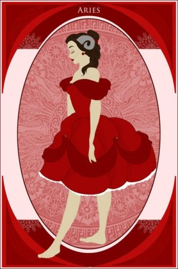 Aries. Love that my favourite princess is my zodiac sign.