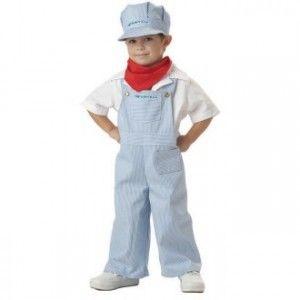 Halloween costumes  sc 1 st  Pinterest & Train Conductor | Costumes u0026 Make-Believe | Pinterest | Toddler ...