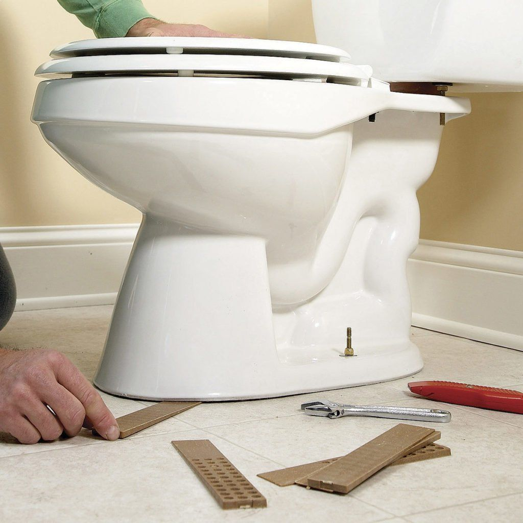 how to install a toilet bowl wax ring