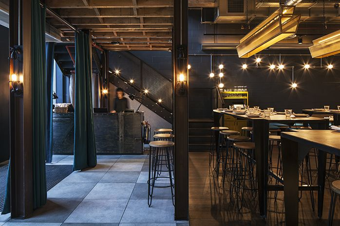 Chai Ki London Restaurant Interior Design By Designlsm
