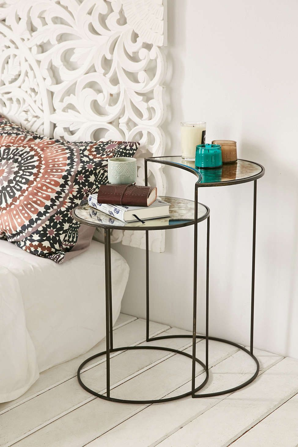 Moons Nesting Tables Nesting Tables Apartment Furniture Furniture