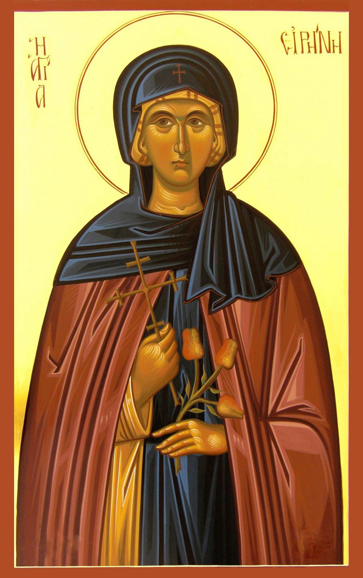 St. Irene Chrysovalantou Cross Stitch.jpg (1256×2000