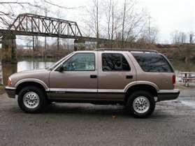 2000 Chevy Blazer This Was My Third Car I Miss