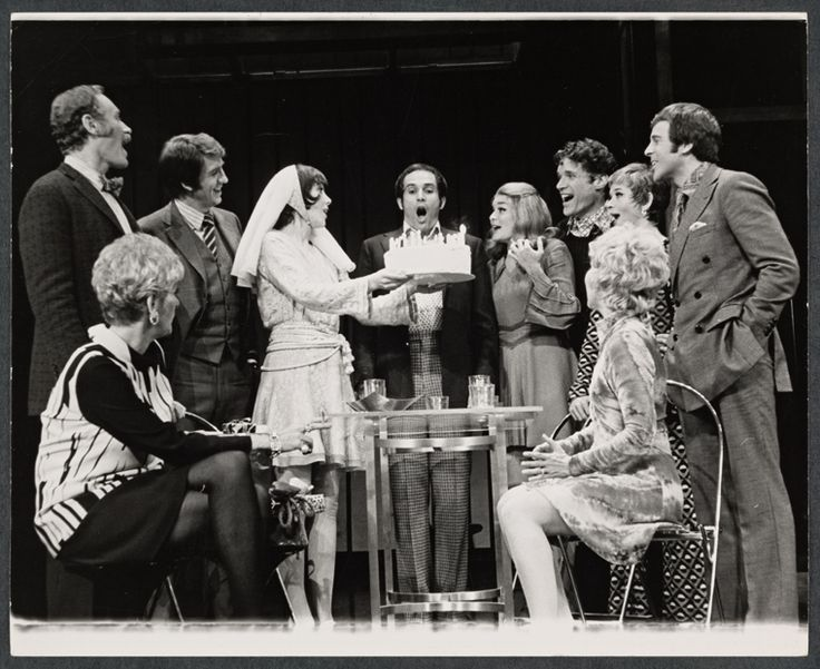 Image result for company musical, 1970