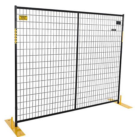 Perimeter Patrol Perimeter Patrol Black Panel At Tractor Supply Co Fence Panels Black Panels Paneling