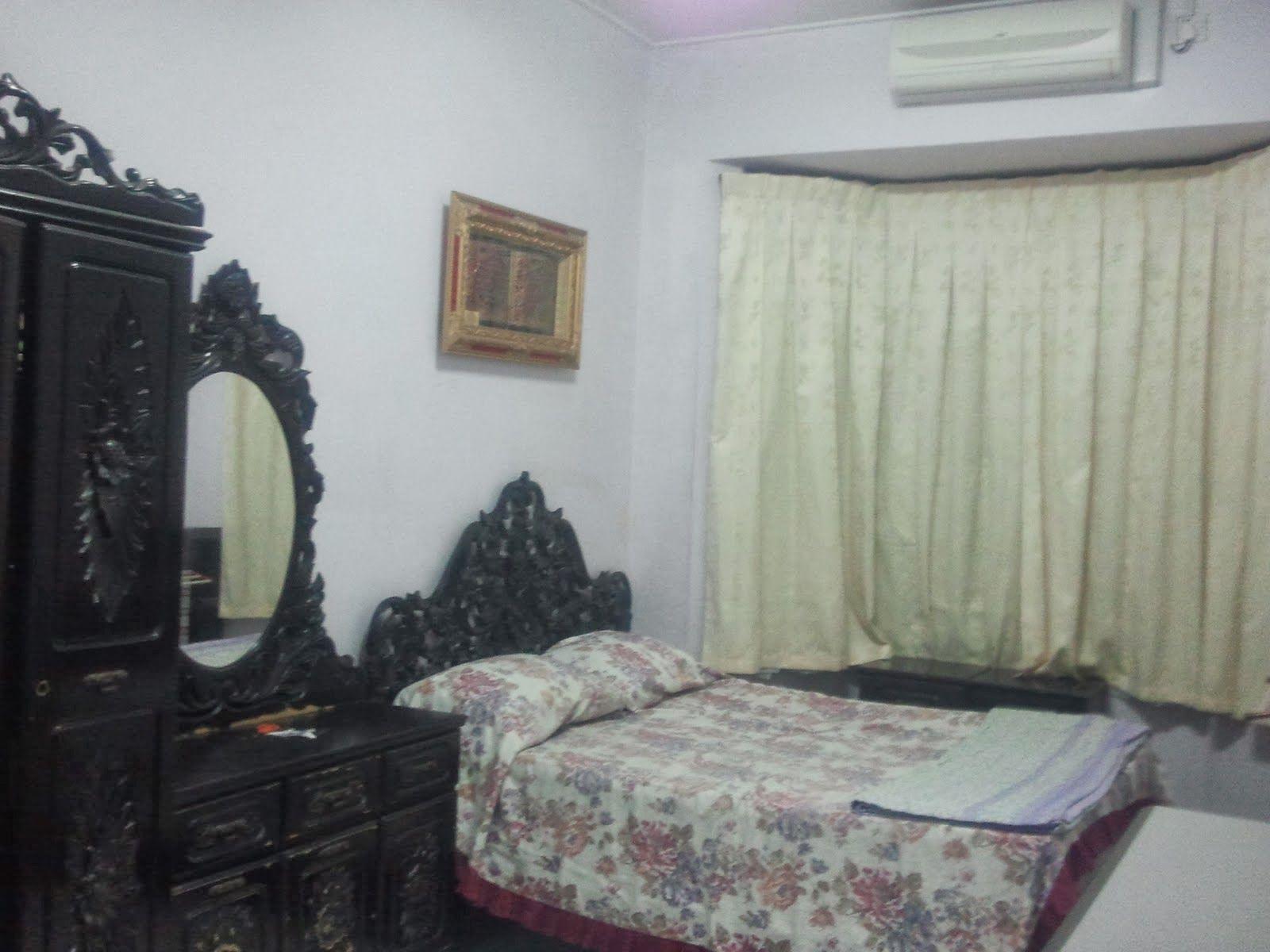 Homestay di Kulaijaya Johor Homestay kami berada di