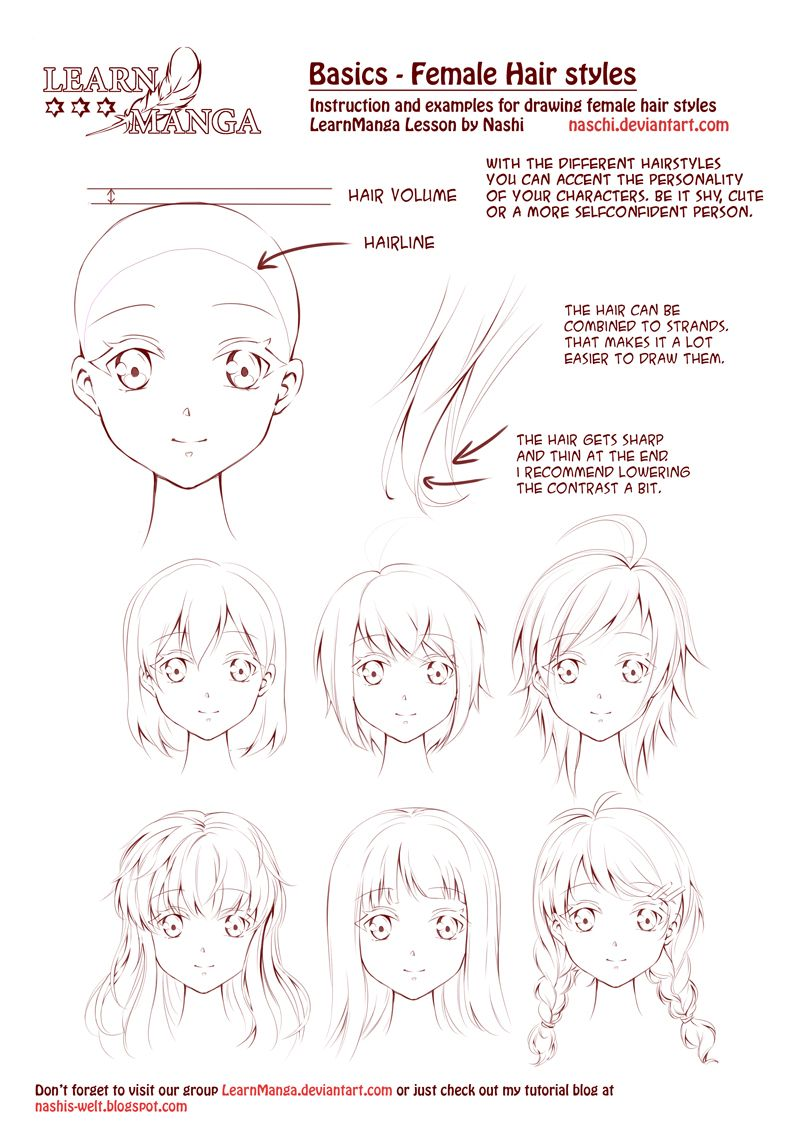 Watch How to Learn to Draw Manga and Develop Your Own Style video
