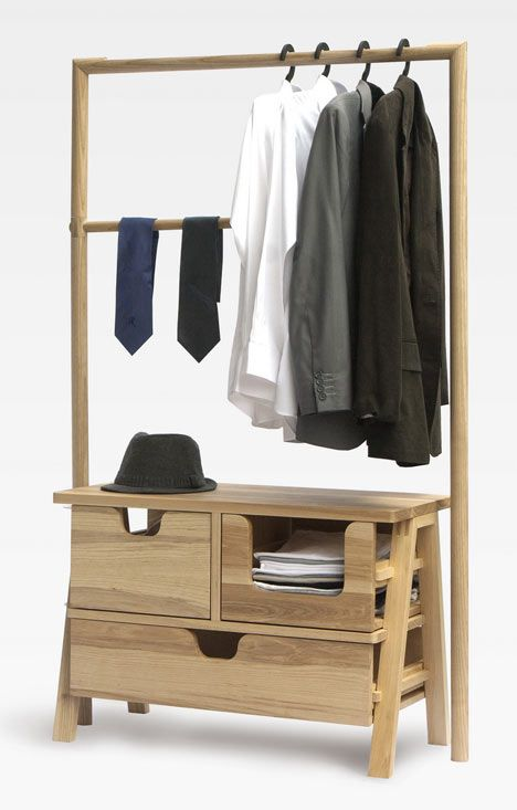 Small Standing Closet
