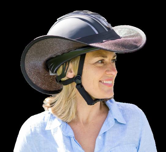 Horse Riding Helmet Brim Shade Sun Visor Detachable All Black Standard In 2021 Riding Helmets Horse Riding Helmets Horse Riding