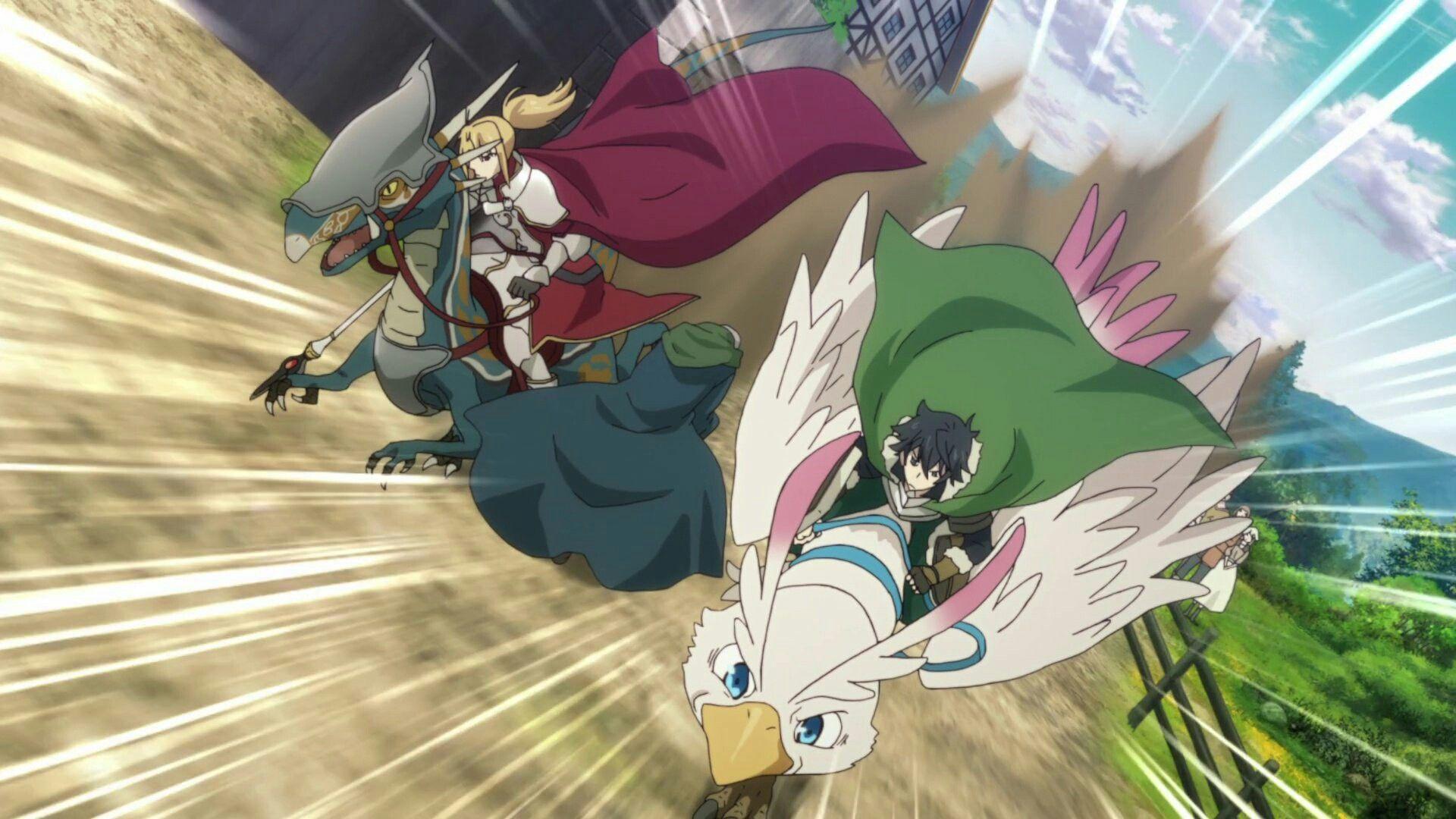 Episodio 5 Tate no Yuusha no Nariagari (The Rising of