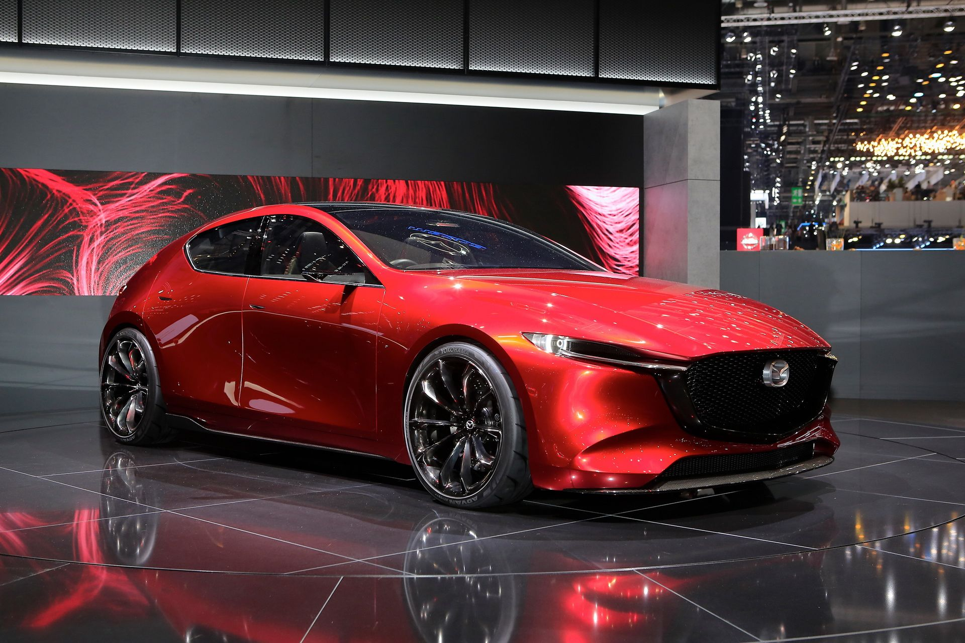 Kai Concept Goes To Geneva To Get Our Hopes Up For New Mazda3