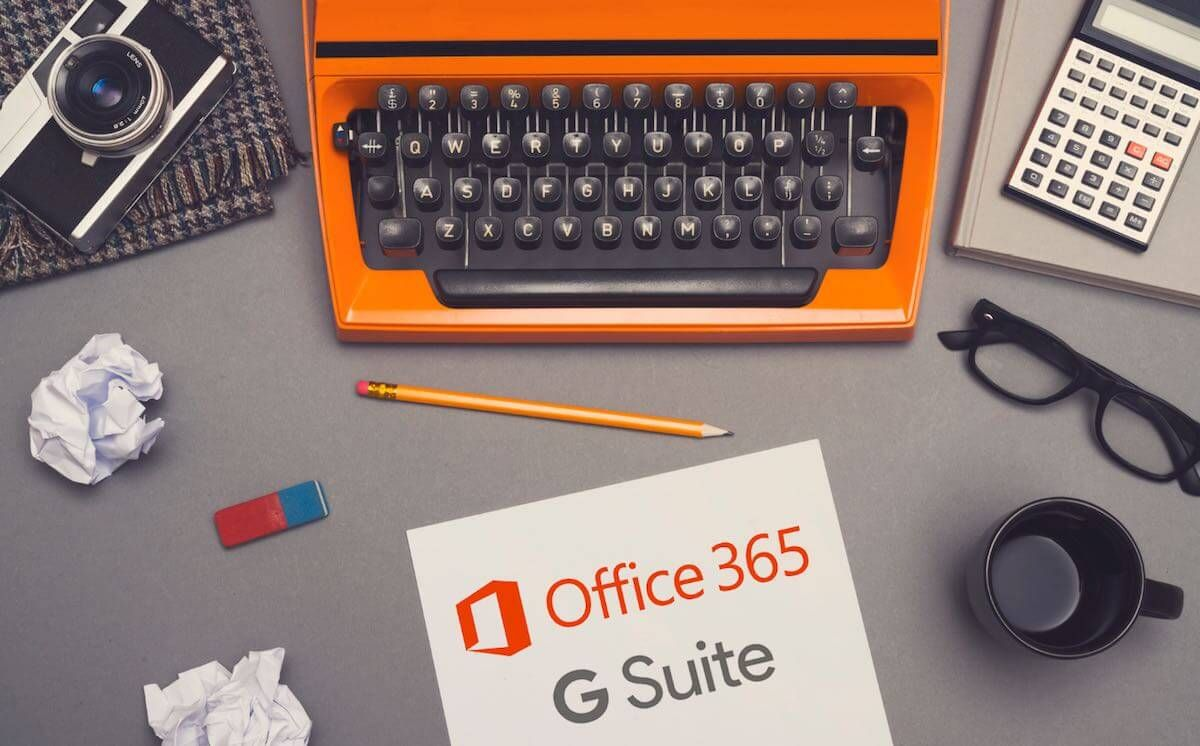 Microsoft 365 vs G Suite (2020) — Which Is Best