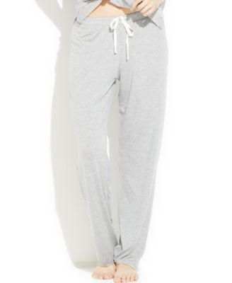 TOMMY HILFIGER Tommy Hilfiger Modal Drawstring Pajama Pants. #tommyhilfiger #cloth # bras, panties