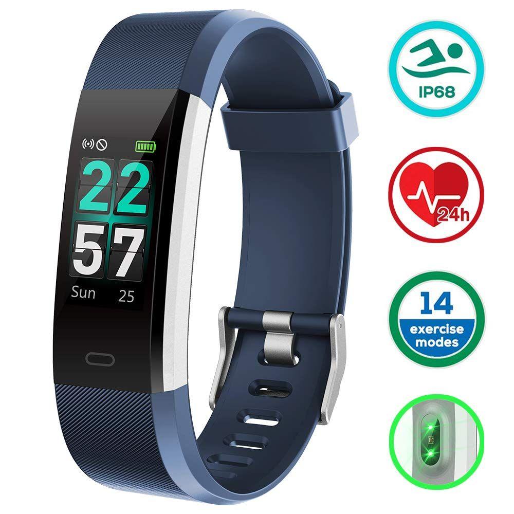 Fitness tracker kungix activity tracker fitness watch