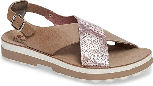 FANTASY SANDALS Women's Shoes in Coffee