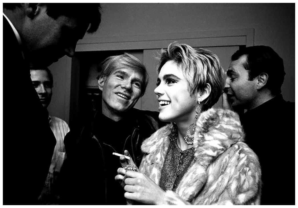 Andy Warhol And Edie Sedgwick By Steve Schapiro 1965 1960s