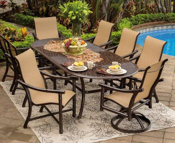 The Cabana Bay Collection By Pride Family Brands Outdoordining