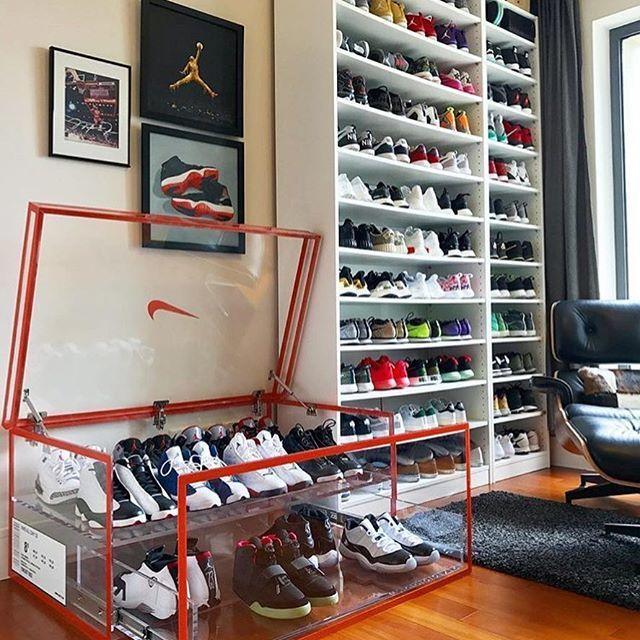 Urban Prohets Nbsp Dressing Chaussures Conceptions De Placard Chambre Design